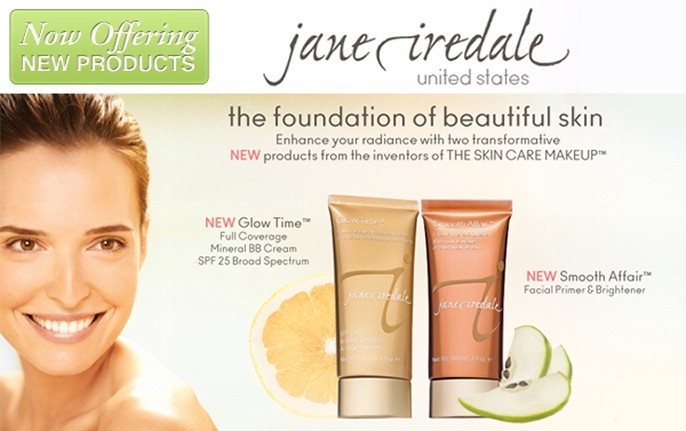 Jane Iredale Makeup line at Sophisticated Hair Salon in downtown Ann Arbor