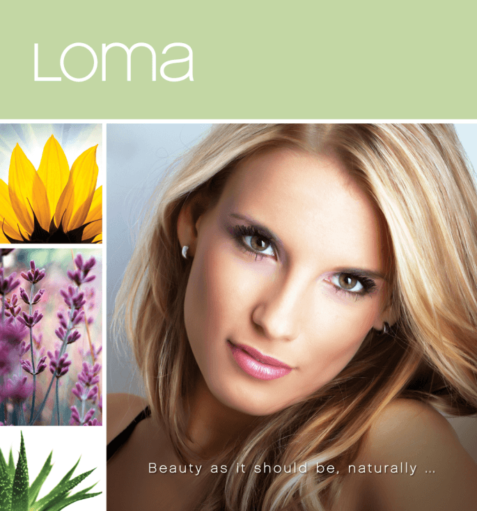 Loma shampoo and conditioner